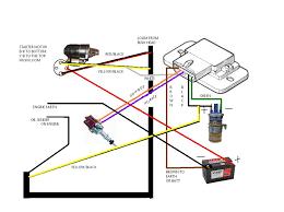 ford pinto starter wiring diagram Ford Starter Motor Wiring Ford Starter Relay Diagram