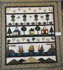 14 best row quilts images on Pinterest | Sampler quilts, Quilt ... & a row quilt Adamdwight.com
