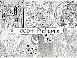Coloring Book For Adults Adult Coloring Book App Apps On Google Play