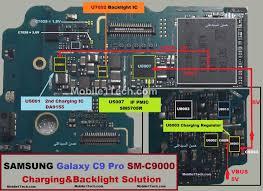 Samsung J7 Pro Display Light Solution Samsung Galaxy C9 Pro Display Light Solution Lcd Jumper