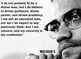 Motivation Words Malcolm X