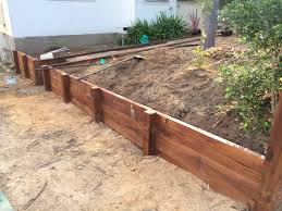 Small Picture Lovely Garden Retaining Wall Ideas 43763 Home Design Ideas
