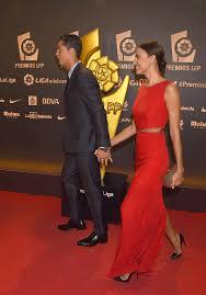 IRINA SHAYK and Cristiano Ronaldo at the Liga de Futbol Profesional Awards  Gala – HawtCelebs