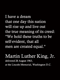 martin luther king i have a dream essay luther king jr i have a  martin luther king jr quotes at last king jr but one hundred years later the negro essay martin luther king i have a dream