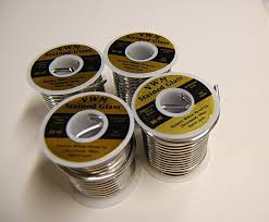 4 lbs 60 40 solder stained glass supplies