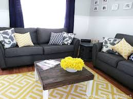 10 Blue And White Living Room Ideas  Decorating RoomBlue And Gray Living Room Ideas