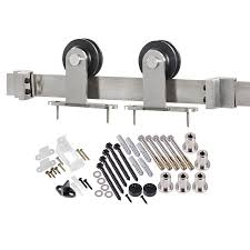 Shop Sliding Barn Door Hardware at Lowes.com