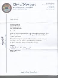 Best Ideas Of Police Officer Letter Of Recommendation Sample Awesome