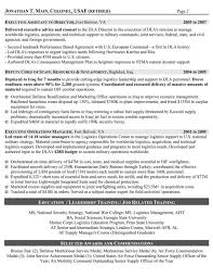 Military To Civilian Resume Samples By Htt52049 Templates Examples