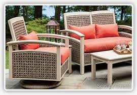Maine 5Piece Outdoor Patio Dining Set  Contemporary  Outdoor Maine Outdoor Furniture