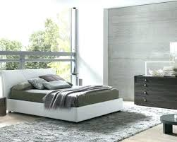 contemporary leather bedroom furniture. Modern Leather Bedroom Set Sets Esprit In Espresso White Furniture Contemporary N