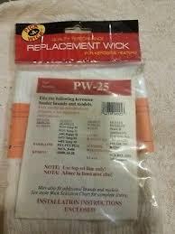 New Pick A Wick Pw 59 Kerosene Heater Replacement Wick
