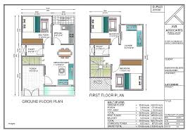 house plan for south facing plot with two bedrooms beautiful 45 x 50 house plans best