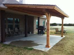 Patio Cover Designs Inspirational Simple Covered Patio Designs
