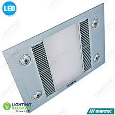 3 in 1 exhaust fan heating and lighting lighting illusions online martec linear bathroom 3 in 1 high extraction exhaust fan led light