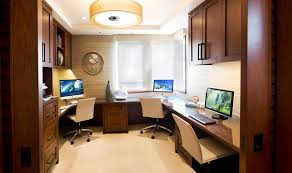 family home office. Classic Home Office With Rich Furniture Family