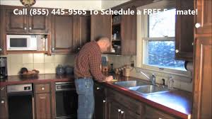 atlanta cabinet refacing 404 458 9138 free estimates youtube