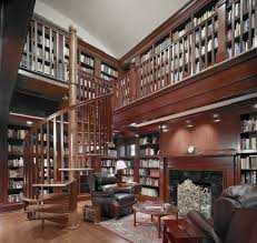Home Library Theres Still Demand For Home Libraries And Bookcases The