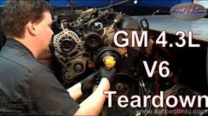 popular general motors v6 engine videos