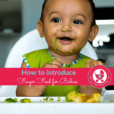 How To Introduce Food To Baby Chart 8 Months Baby Food Chart With A Guide To Finger Foods My