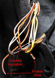 trunk lid won t latch closed 5series net forums i suspect the brown wire broke first as it s a thicker wire and feels more rigid the thinner wires are more flexible