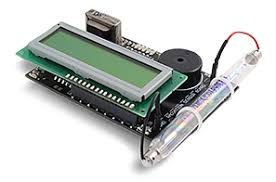 <b>Geiger Counter</b> - Radiation Sensor Board for Arduino and ...