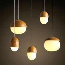 wood light fixtures modern wood acrylic pendant lamp suspension light lighting fixture coloured glass pendant lights wood light