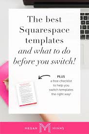 the best squarespace templates and what you need to do before you not sure what squarespace template is right for you don t have the time