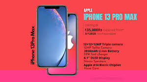 APPLE IPHONE 13 PRO MAX FULL ...