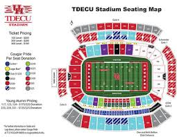 University Of Houston Tdecu Stadium Pt 1 Houston Texas
