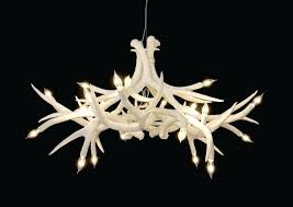 deer antler chandelier canada medium size of authentic faux ceiling