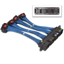 aem ecu patch extension wiring harness for the 2005 2009 jeep wrangler