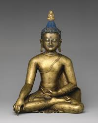 Even newborn babies, animals, and insects have this wish. Buddha Shakyamuni Central Tibet The Metropolitan Museum Of Art