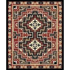 rustic area rug um size of log cabin rugs indoor full lodge style furniture source shoe log cabin area rugs