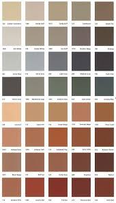 Brickform Acid Stain Color Chart Colored Concrete Options Brickform Concrete Color