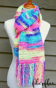 Free Crochet Designs For Beginners Fiber Flux Absolute Beginner Crochet Scarf Free Crochet