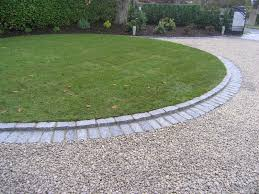landscaping how to install home depot stone edging for your