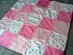 A Custom Baby Blanket Quilt For Reese | SnugasaBugBaby & Reese's ... Adamdwight.com