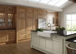 jefferson solid oak kitchen cupboard doors