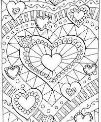 Colored Coloring Pages Staranovaljainfo