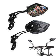 Hiking Daypacks <b>1PC</b> Bicycle <b>Bike Handlebar</b> Rearview Mirror Back ...