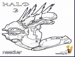 Small Picture Good halo weapons coloring pages with halo coloring pages