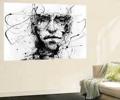 lines hold the memories agnes cecile wall mural on mural wall artist with beautiful wall murals artwork for sale posters and prints the new