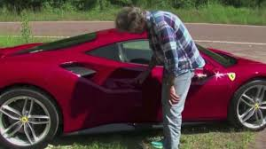 He may not have a job lined up at the moment, but that hasn't stopped top gear presenter james may from going through with ordering the last ferrari 458 speciale to be produced in maranello. James May Test Drives The New Ferrari 488 Gtb Video