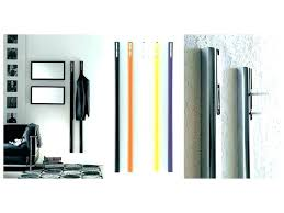 modern wall coat rack hanger mounted inside design 1