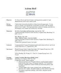 Student Teaching Resume Template Good Teachers Resume Format Writing ...