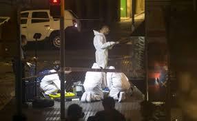 Resultado de imagen de Los cinco terroristas abatidos