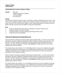 Example Of A Literature Review Essay 10 Literature Review Examples Free Premium Templates