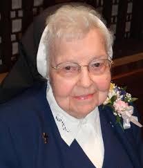 Sister Mary Wilma Wolf | Mitchell County News | globegazette.com
