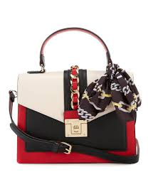 Dillards Designer Handbags On Sale Glendaa Small Top Handle Satchel Bag With Scarf Fall